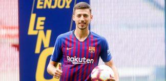 barcelona-lenglet-liga dos Campeões