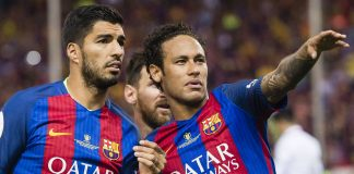 Barcelona-Suárez-comenta-sobre-a-possível-volta-de-Neymar