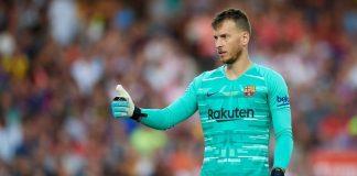 Barcelona-Arsenal-se-interessa-por-Neto-após-lesão-de-Leno