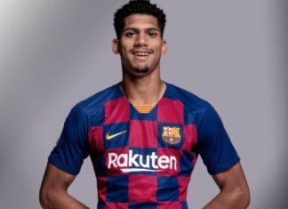 Barcelona-Koeman-fala-sobre-a-situação-de-Ronald-Araújo