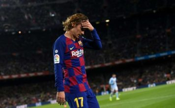 Barcelona-Antoine-Griezmann-sofre-lesão-no-quadríceps