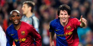 Samuel-Eto'o-afirma-aconselhou-Xavi-a-voltar-para-o-Barcelona-enquanto-Messi-ainda-estiver-jogando