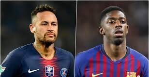 PSG-aceita-receber-80 milhões-e-Dembélé-para-vender-Neymar-ao-Barcelona