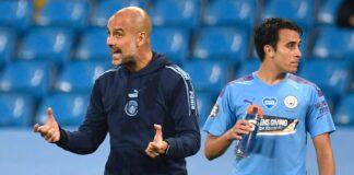 Pep-Guardiola-afirma-que-Eric-García-vai-jogar-pelo-Barcelona