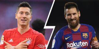 Quique-Setién-afirma-que-Lewandowski-não-esta-no-nível-de-Lionel-Messi