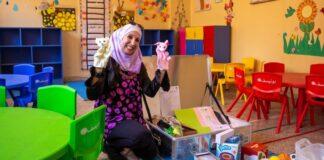 Solidariedade-fundação-Messi-distribui-50-630-kits-educacionais-na-Síria