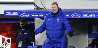Barcelona-Ronald-Koeman-a-equipe-estava-longe-de-seu-nível