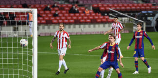 Barcelona-Antoine-Griezmann-Lionel-Messi-é-uma-lenda